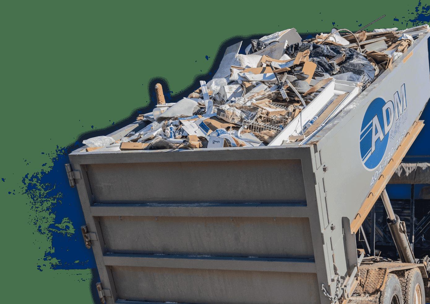 Dumpster Service Atlanta