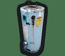 Water heaters as Junk